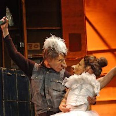 Familie Floz in Teatro Delusio