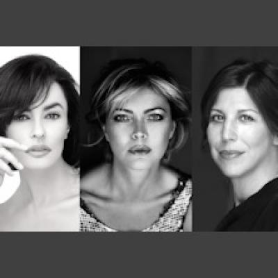 Maria Grazia Cucinotta, Vittoria Belvedere, Michela Andreozzi