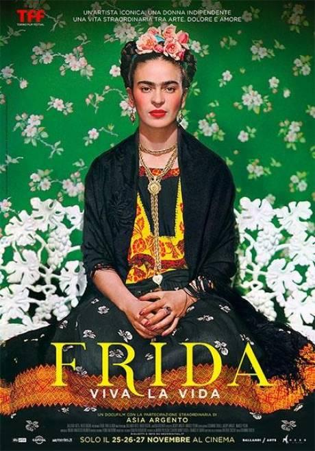 locandina Frida: viva la vida - Marcon