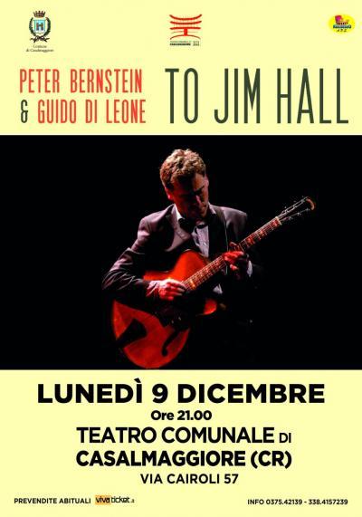 Manifesto 'To Jim Hall'