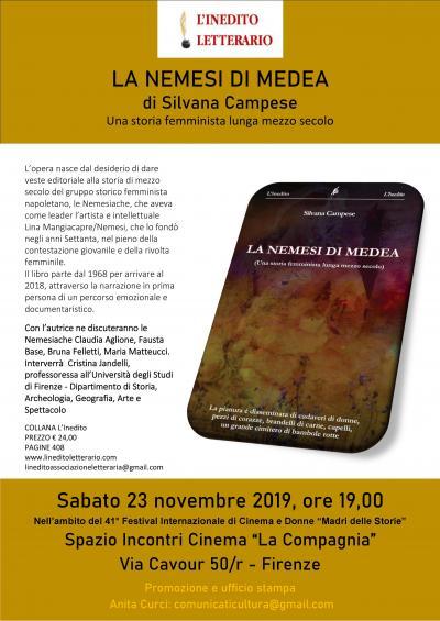 locandina Firenze Nemesi