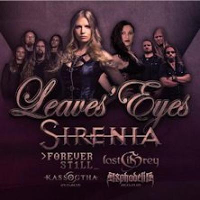 Female Metal Voices Tour