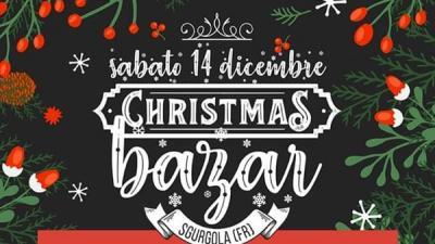 Christmas bazar - Sgurgola 2019
