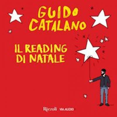 Guido Catalano reading di Natale - locandina