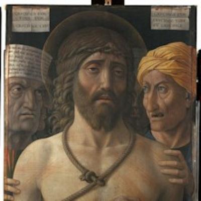 Ecce Homo Andrea Mantegna