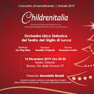 Concerto per Childrenitalia