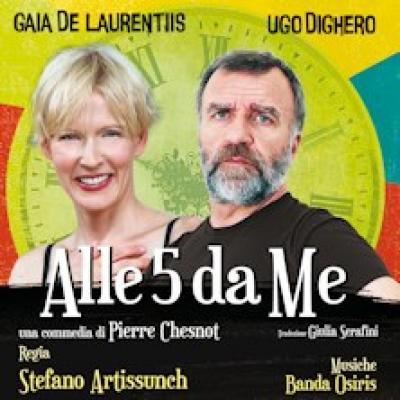 Gaia De Laurentiis e Ugo Dighero