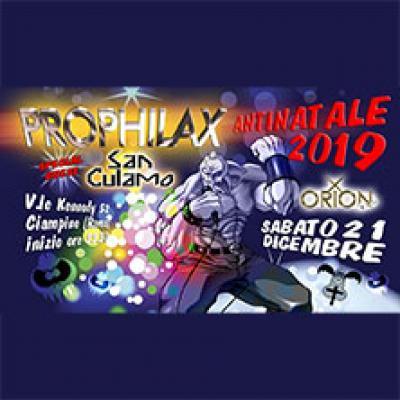 Antinatale 2019 Prophilax Live