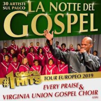 Every Praise and Virginia Union Gospel Choir