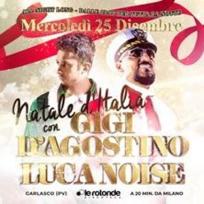 Gigi D'Agostino e Luca Noise