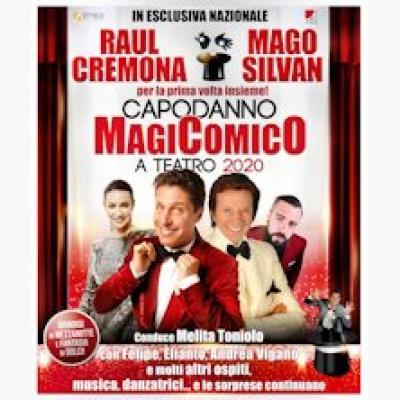 mago Silvan e Raul Cremona