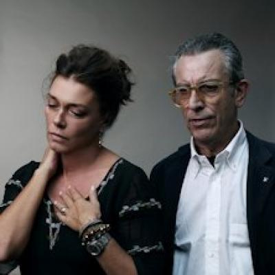 Carolina Rosi e Gianfelice Imparato