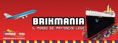 Brikmania - Il mondo dei Lego in mostra @ Guido Reni District