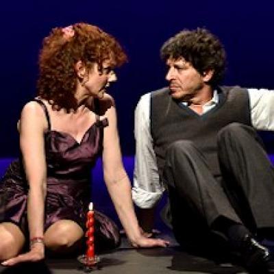 Edy Angelillo e Michele La Ginestra