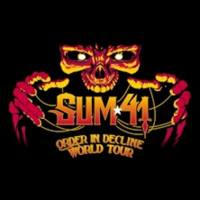 Sum 41locandina World Tour