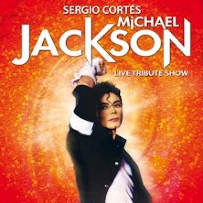 Sergio Cortes in Michael Jackson Live Tribute Show