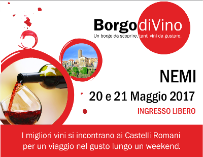 locandina Borgo diVino 2017