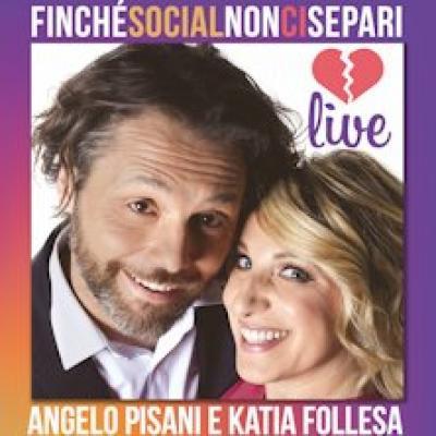 Katia Follesa e Angelo Pisani