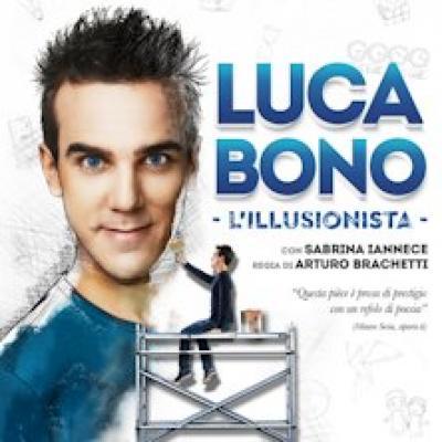 Luca Bono - illusionista
