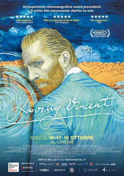 Loving Vincent di Kobiela & Welchman @ Capodimonte dopo Vermeer - 28 dic 2017