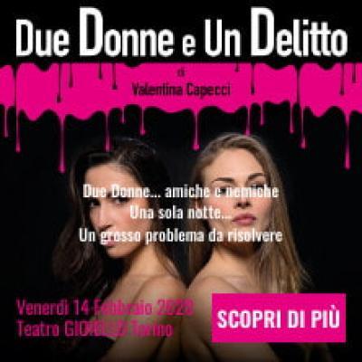 Due donne e un delitto