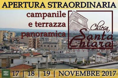 Terrazza Panoramica e Campanile - Conversano (BA) - 17-19 novembre