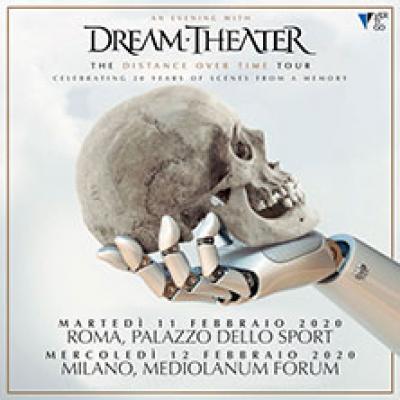Dream Theater locandina