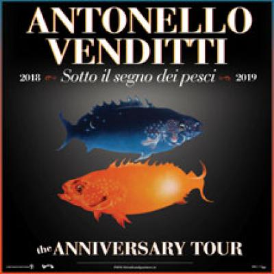 Antonello Venditti Anniversary Tour