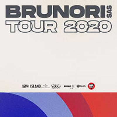 Brunori Sas locandina Tour 2020