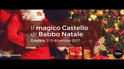 Castello di Natale - Gradara (PU) - 26 nov 2017 - 7 gen 2018