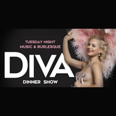 DIVA Tuesday night Music and Burlesque