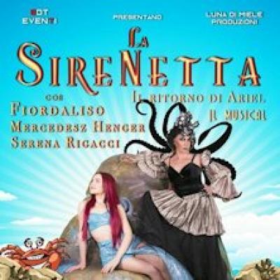 La Sirenetta il musical