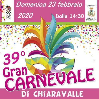 carnevale Chiaravalle 2020
