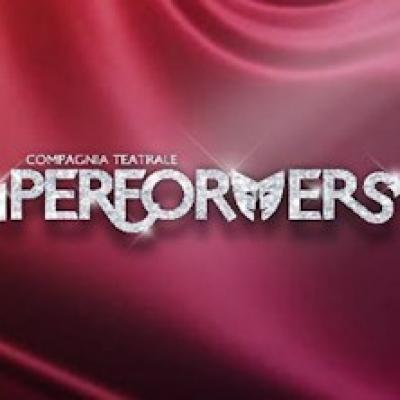 logo compagnia teatrale Performers