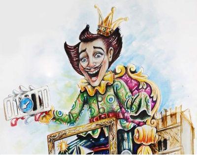 SciacCarnevale, Carnevale di Sciacca 2020, dal 20 al 25 febbraio 2020. © Associazione Ripartiamo da Zero / Carnevale di Sciacca.