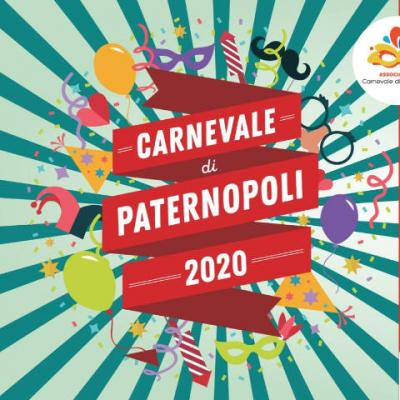 Carnevale di Paternopoli 2020, dal 22 al 25 febbraio 2020. © Carnevale di Paternopoli