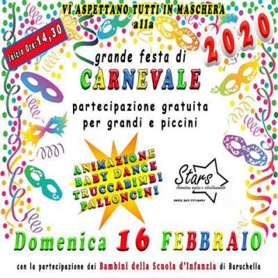 Carnevale Baruchella 2020