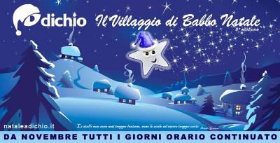 Il Villaggio di Babbo Natale @ Dichio Garden Center 2017-2018