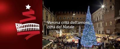 Mercatini di Natale a Verona - 17 nov.-26 dic. 2017