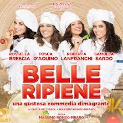 Rossella Brescia - Tosca D'Aquino - Roberta Lanfranchi - Samuela Sardo