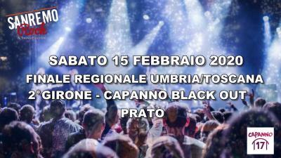 Sanremo Rock 2020 Toscana Umbria finali 2g