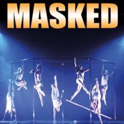 Masked Pole Dance