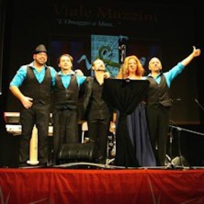 la band Viale Mazzini