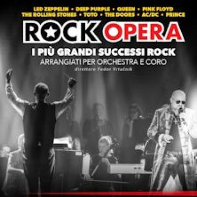Rock Opera, i piùGrandi Successi Rock