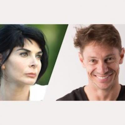 Giorgio Pasotti e Mariangela D'Abbraccio