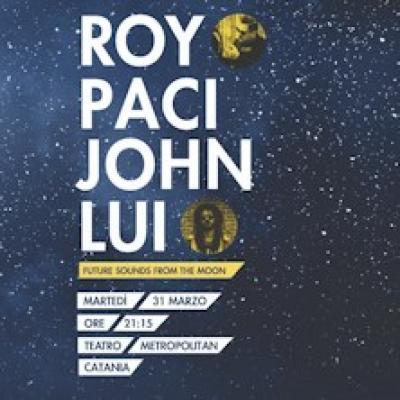 Roy Paci e John Lui Concerto Evento