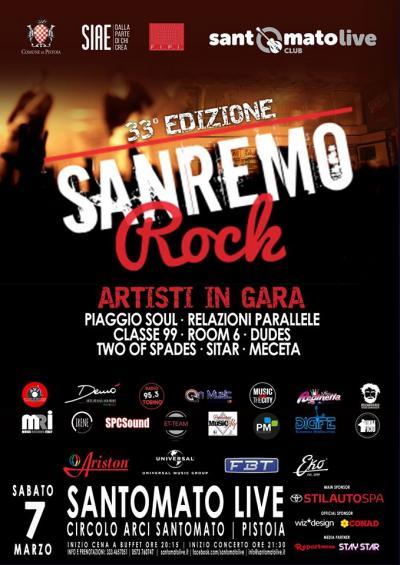 Sanremo Rock 2020 Toscana finali 3g