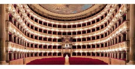 interno Teatro di San Carlo, Napoli
