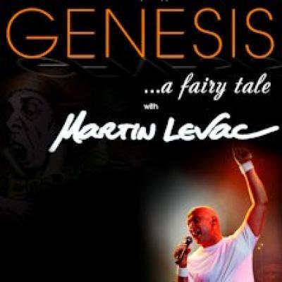 locandina Genesis a fairy tale