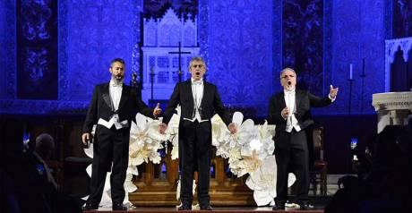 Delfo Paone, Alessandro Risa e Giuseppe Macagno